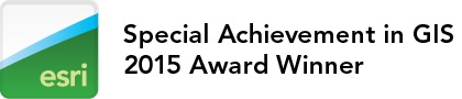 Special Achievement in GIS Award